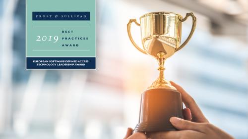 Perimeter 81 Wins Frost & Sullivan's 2019 Software-Defined Access Technology Leadership Award