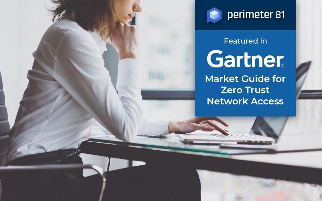 Gartner Zero Trust Market Guide