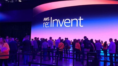 AWS re:Invent 2019: The Future is in the Cloud