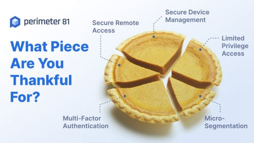 5 Network Security Technologies to Be Thankful for This Thanksgiving
